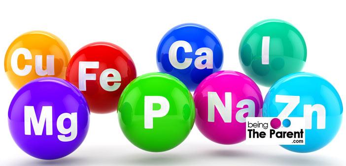 Prenatal minerals