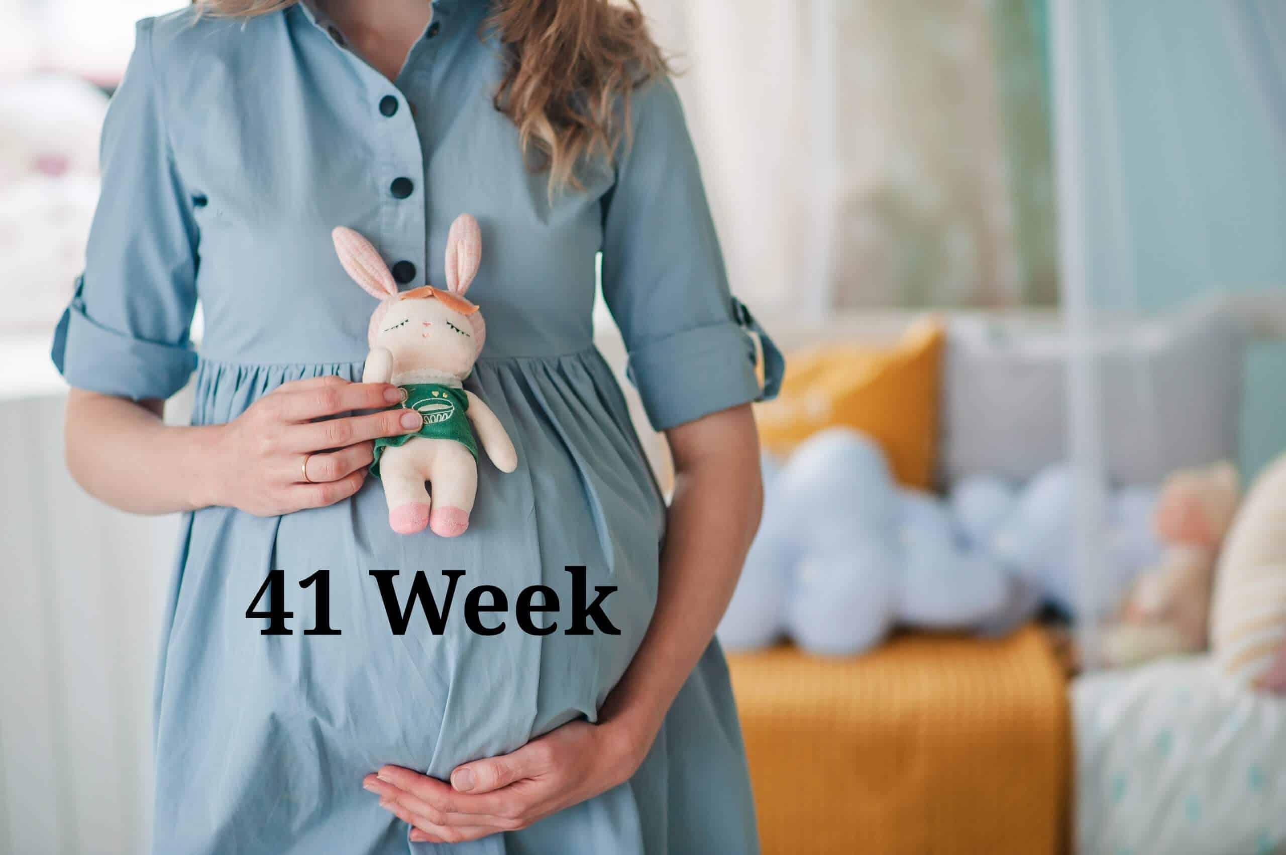 Pregnancy At 41 Weeks