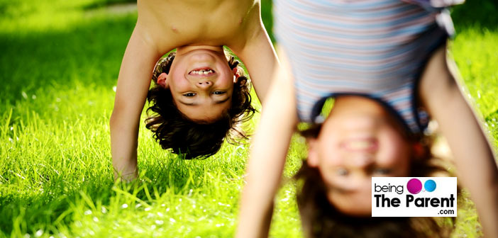 Physical development through play
