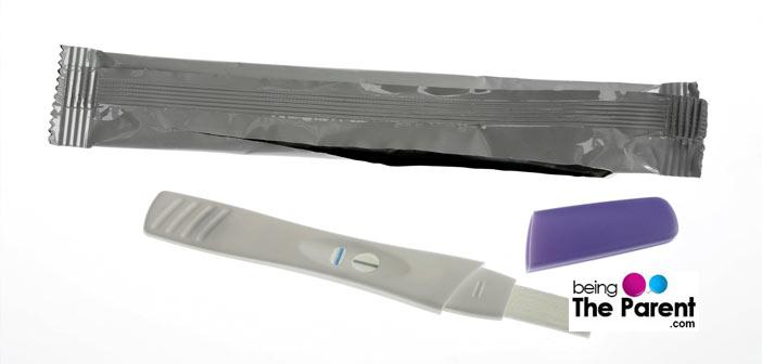 Home Pregnancy Test Kit