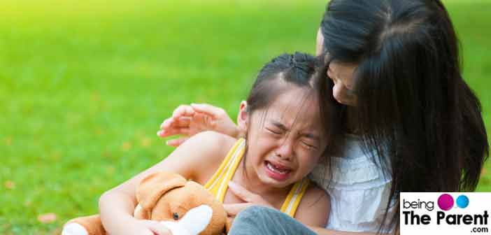Teach your child good and bad touch