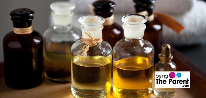 Choosing massaging oil