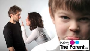 Never Argue In Front Of Your Child