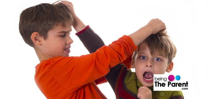 Physical aggression in children