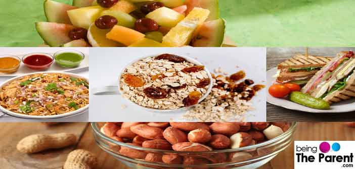 Top 10 Healthy Snacks