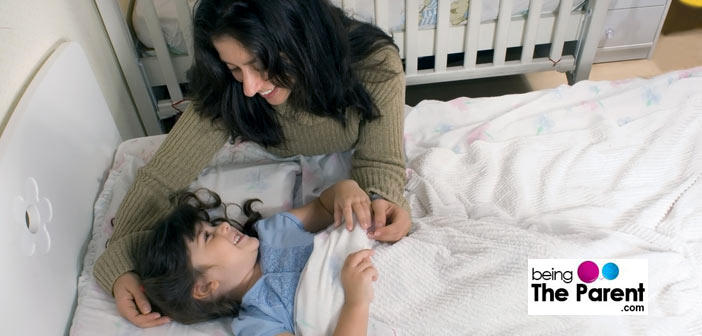 Co-sleeping to Toddler Bed