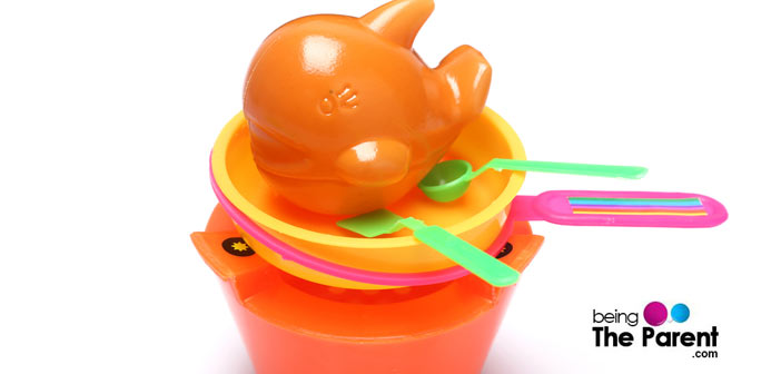 Plastics and your baby