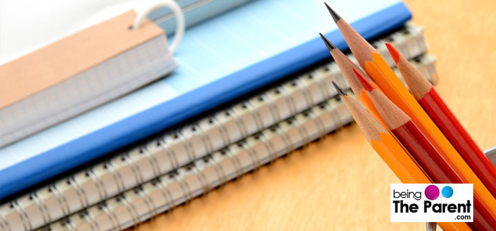 Organise stationery supplies