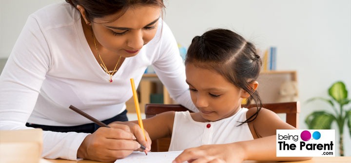 teach your child to write