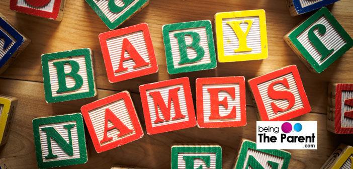 Choosing a Baby Name