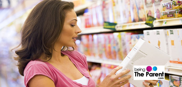Decoding the food labels