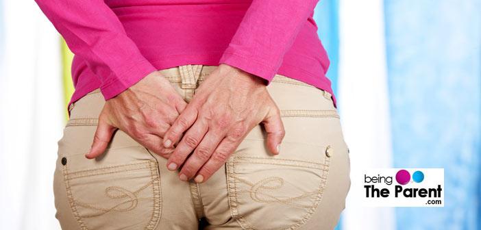 Hemorrhoids in pregnancy