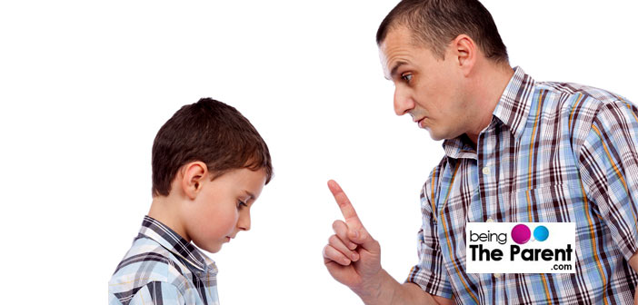 Threatening a child