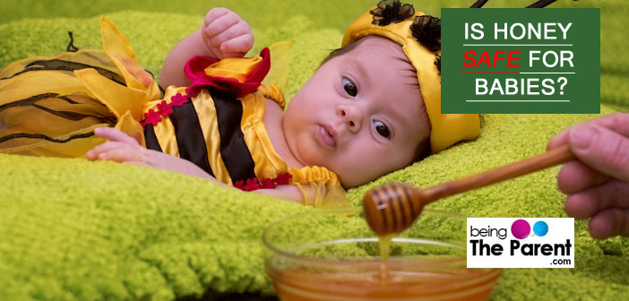 Is honey safe for baby?