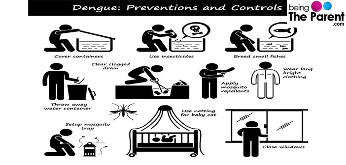 Prevention of dengue