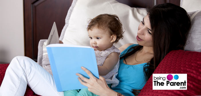 Reading-to-toddlers