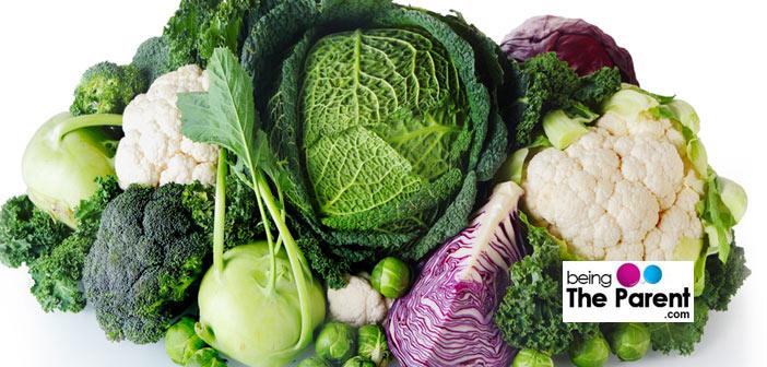Raffinose vegetables