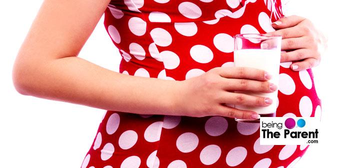 Calcium in pregnancy