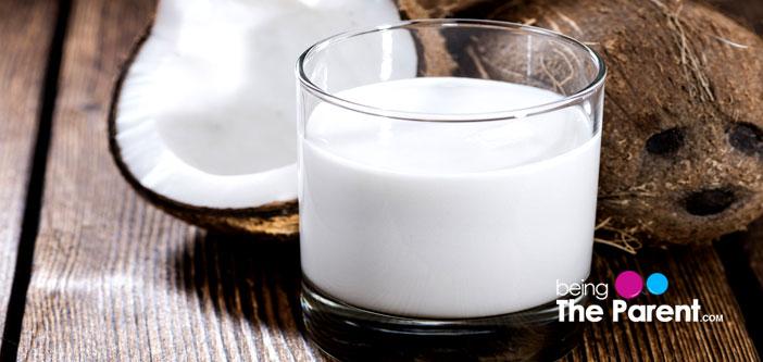 Coconut milk during pregnancy