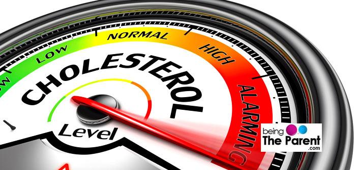 High cholesterol during pregnancy