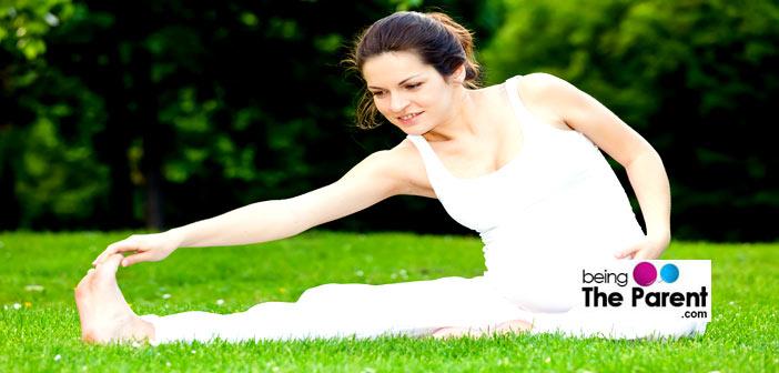Safe workout in pregnancy