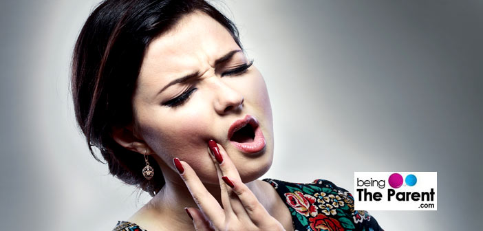 Toothache in pregnancy