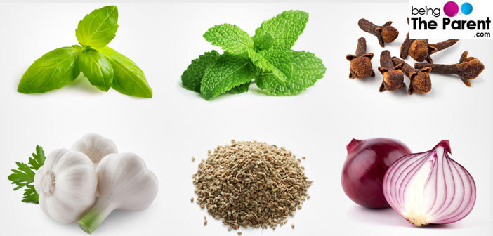 Remedies for toothache