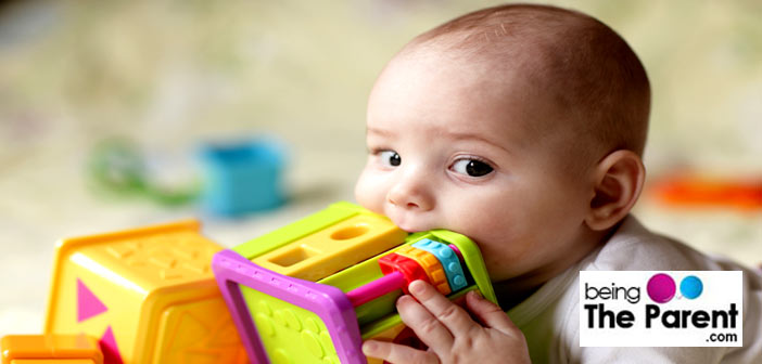 Buying safe toys for babies