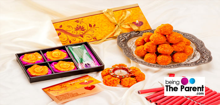 Diwali festivities