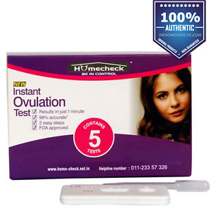 Home check Ovulation Kit