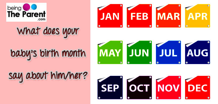 Baby birth month