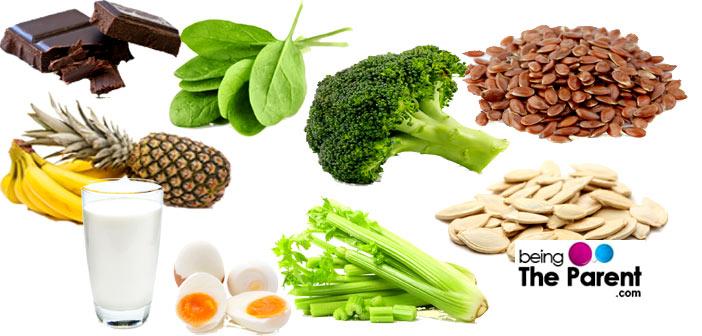 Foods to combat pain