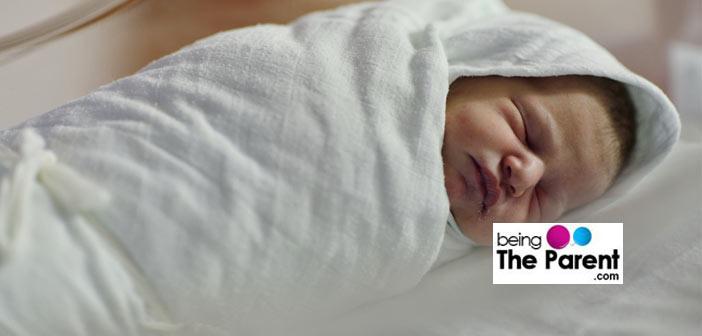 Cone Shaped Head in newborn babies
