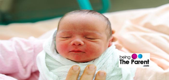conehead baby