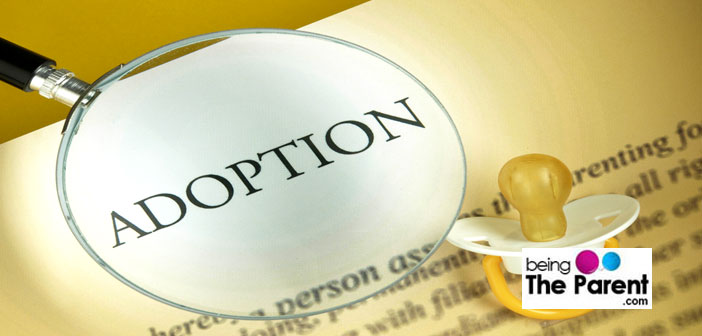 Adopting a child In India