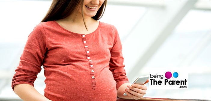 Announcing pregnancy