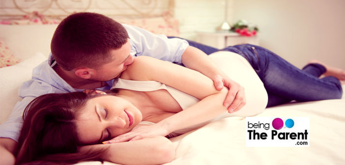 Making love 2nd trimester