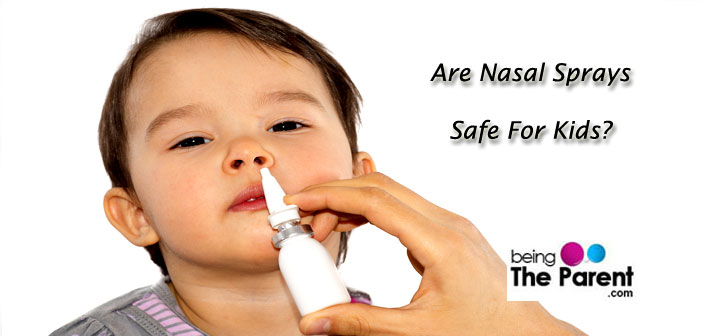 Are nasal sprays safe?