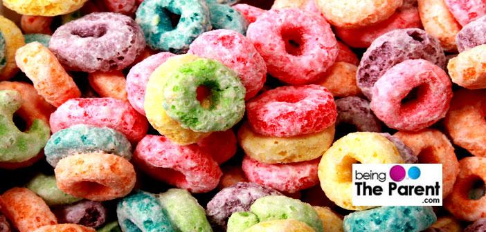 Kids breakfast cereal