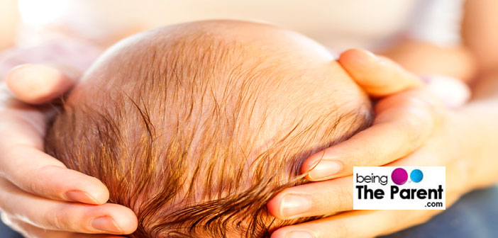 Cradle cap infection