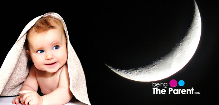 Moon inspired baby names