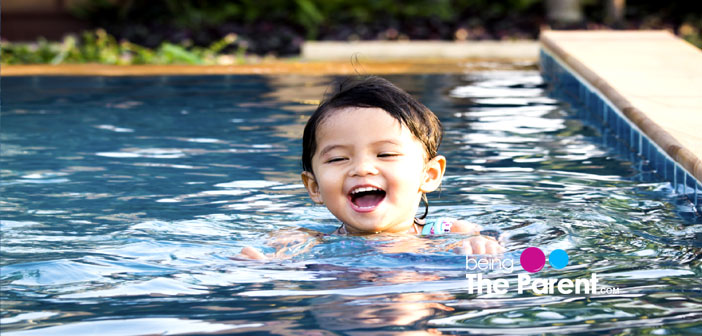 Swimming benefits for kids