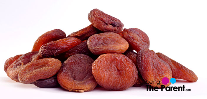 Apricots in pregnancy