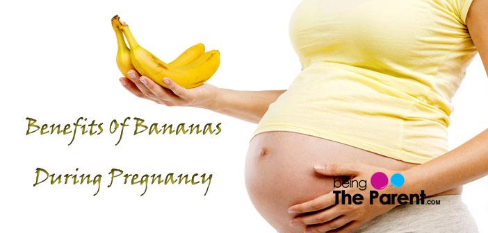 Bananas during pregnancy