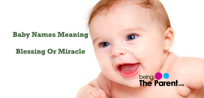 Names with miracle