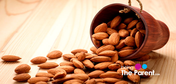 Benefits Of Including Almonds In Your Child's Diet