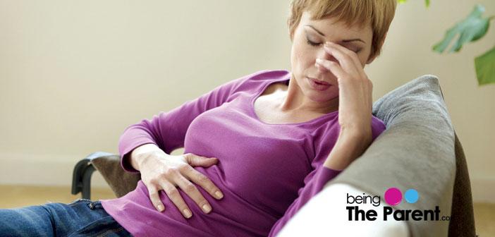 Pregnancy indigestion