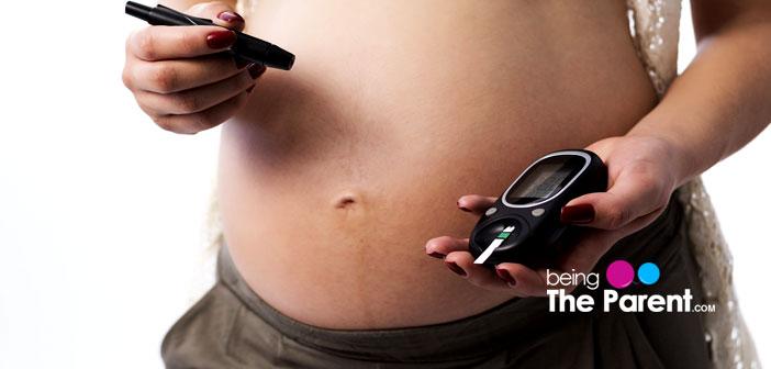 Gestational diabetes pregnancy