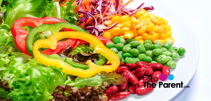 Healthy food pregnancy