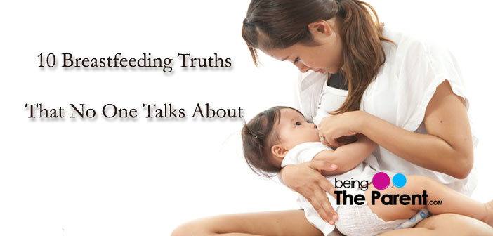 breastfeeding truths